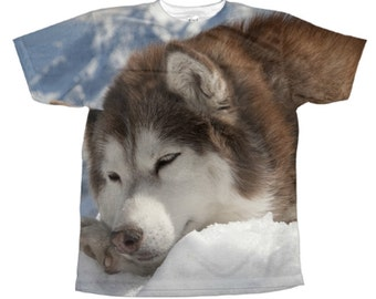 wolf wolves wild animal wolf shirt baby all over printed t-shirt