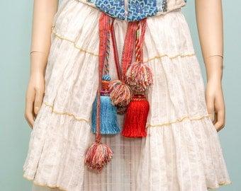 Gypsy overskirt