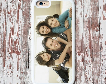 Personalized iphone 6S Case,Custom Photo Picture Phone Case For Iphone 6 Plus,Family Photo Phone Case For iphone 5s/6 and Samsung Galaxy S5