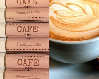 Lip Balm ~ Café ~ Hazelnut Latte Flavor
