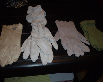 Vintage Ladies Gloves