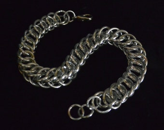 Half-Persian Chainmail Bracelet