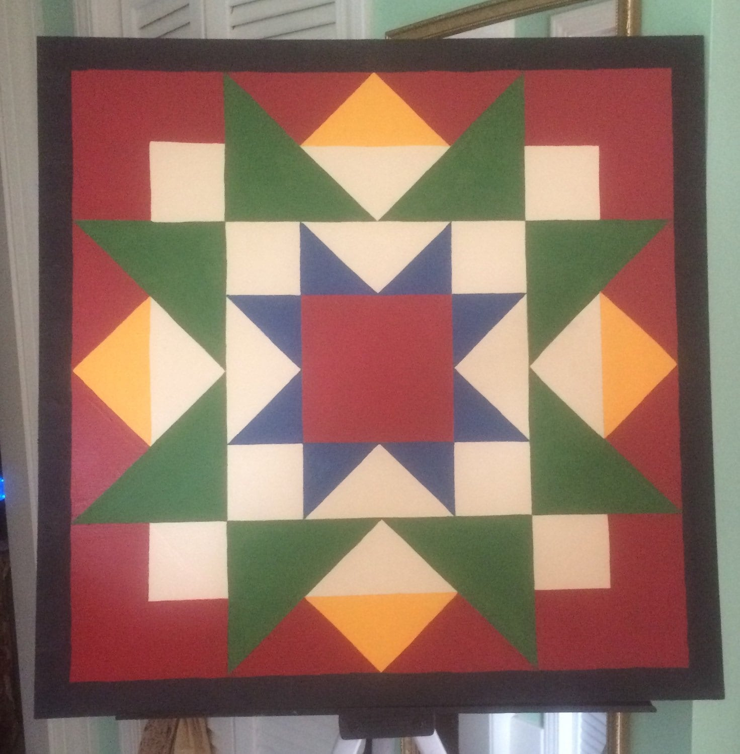 It's just an image of Old Fashioned Printable Barn Quilt Patterns