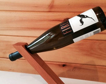 Wine Bottle Holder, Balancing