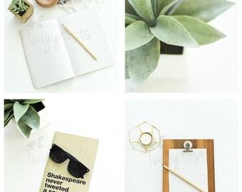 Minimal Basics | Stock Photos for Instagram