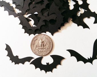 "60 Big Bats Die Cut 1.5"" x 1"""