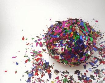 glitter ball - sparkly balls - surprise ball - glitter ball - glitter gifts - sparkly gifts - gifts for her - treasure ball - glitter bomb