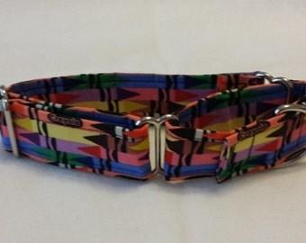 Handmade Dog Collar, Martingale Collar, Buckle Collar, Dog Collar