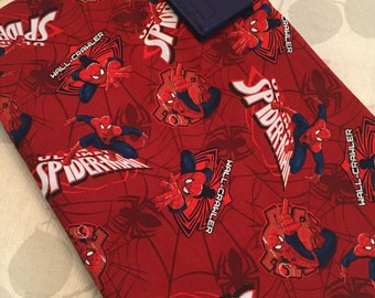 Spider Man Car Seat Cover
