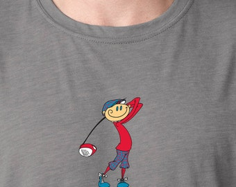 Happy Golfer Shirt