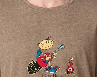 Happy Guitar Player Shirt