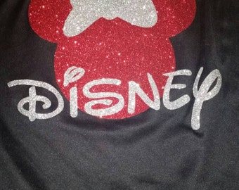 Minnie mouse disney shirt