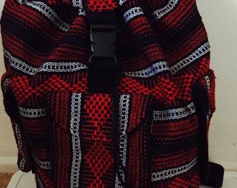 Artisanal Backpacking Pack