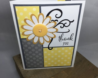 Whimsical Daisy Card