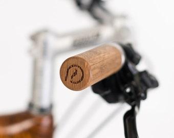 wooden grips from Pecker Design