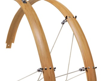 bamboo fenders – bicycle fenders out of bamboo