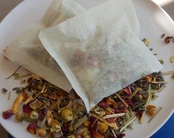 Pampering Bath Tea Bags