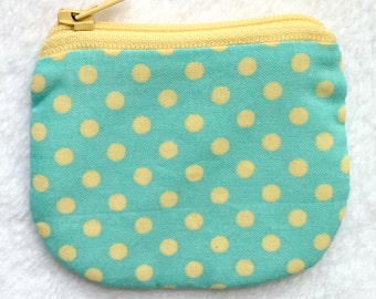 Mini Zippered Pouch - Lola