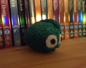 Pascal (Tangled) crochet pattern only tsum tsum/amigurumi INSTANT DOWNLOAD