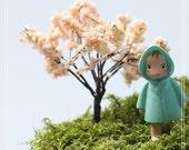 Little Sister My neighbor totoro Figure Fairy Garden Accessories, Miniature Figurines Succulent Terrarium Suppliers Micro Landscape