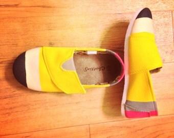 Children's Pencil Shoes
