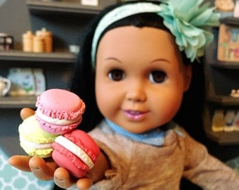 American Girl/ Our Generation French Macaron Collection