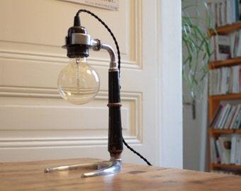 Lamp vintage laboratory