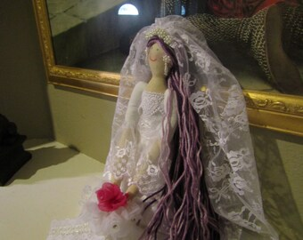 """Tilda Bride Doll """"Johanna"""""""