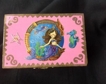 OOAK tooth fairy or treasure boxes