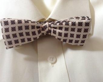 Silk Bow Tie - Vintage1980s.