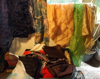 Vintage Misc. Scarves and Handkerchiefs