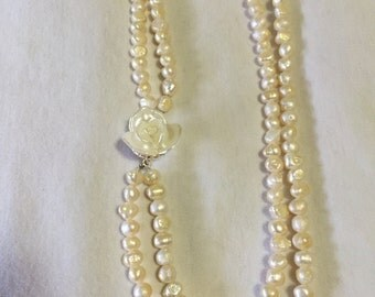 pearl necklace[ fresh water pearl necklace]