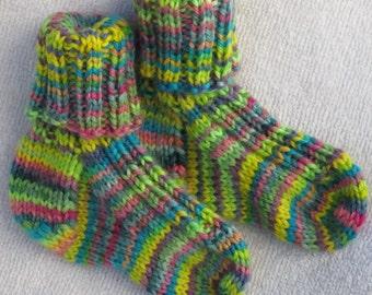Multicolored Socks