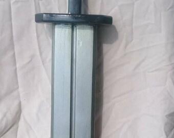 Black Handled Wooden Sword