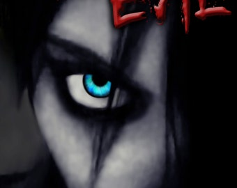 Tainted With Evil Poster At