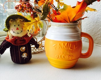 SALE Candy Corn Cup