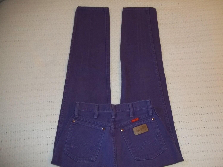 vintage 80s 90s highwaist wrangler jeans usa made straight leg. Black Bedroom Furniture Sets. Home Design Ideas