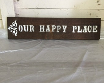Custom Home or Cottage Signs
