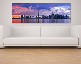 Pamaramic Canvas Prints