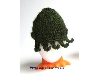 Halloween decoration Egg Cozy Cthulhu for horror fans
