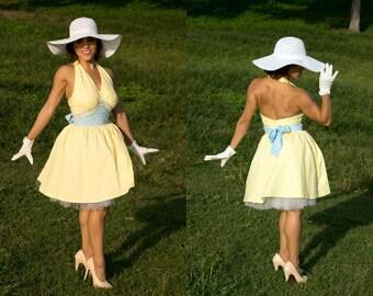 """The """"Loretta"""" Dress in Ladies sizes XS-L"""