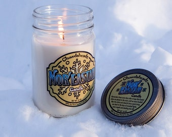 Nor'Eastah Candle 100% Soy