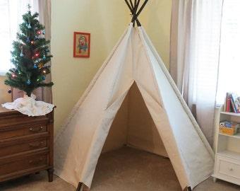 LARGE  7' Corner Tepee Tent