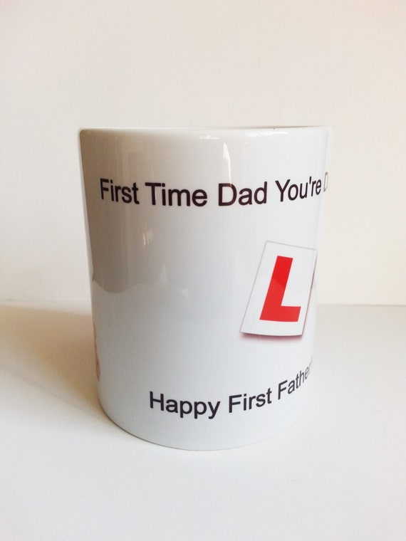First time dad you 39 re doing great father 39 s day 11oz by for Father s day gifts for first time dads