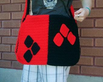 Harley Quinn Messenger Bag