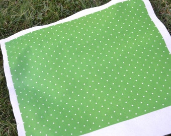 Printed felt,green polka-dot felt,sheets squares felt,fabric polyester arts and crafts,Craft felt,Felt sheets,polyester feltprinted felt,
