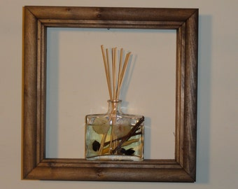 Framed Shadow Box/Framed Wall Hanging/Home Decor/Wall Decor/Picture Frame