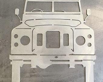 Landrover Series III Ornamental Profile