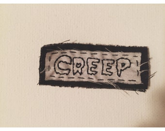 Creep patches