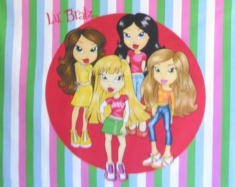 Bratz Pillow Panels Fabric From Springs Creative